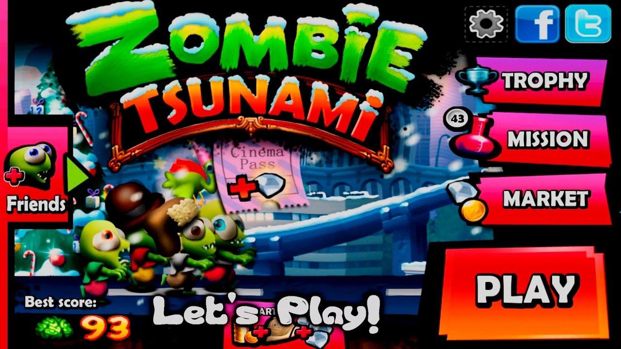 zombie tsunami kostenlos