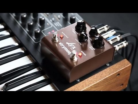 Strymon - Lex Rotary - Peter Dyer keyboard demo