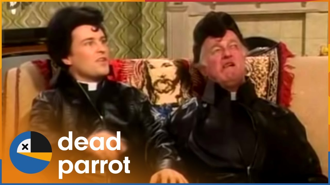 competition time father ted series 1 episode 4 dead parrot