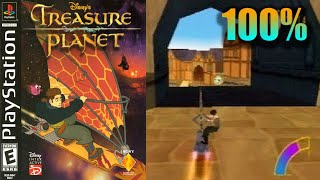 Treasure Planet [07] 100% PS1 Longplay