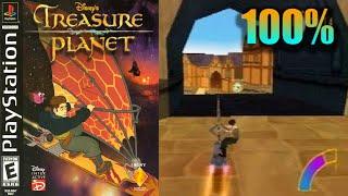 Treasure Planet [07] 100% PS1 Longplay