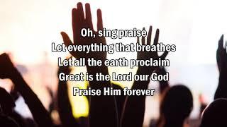 Praise Him Forever - Chris Tomlin (Worship Song with Lyrics)