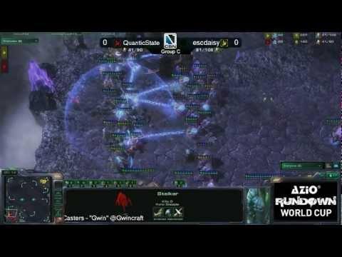 QuanticState vs. ESCDaisy Game 1 Part 2