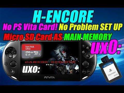 SET UP MICRO SD CARD AS MAIN MEMORY UX0! Hencore PS VITA 3.65, 3.67 & 3.68! Install Guide!Kaynak: YouTube · Süre: 9 dakika1 saniye