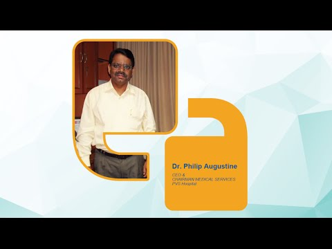 Dr. Philip Augustine (CEO, PVS Hospital) - Federal Bank Speak For India: Kerala Edition 2016
