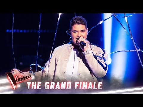 The Grand Finale: Jordan Anthony sings 'Walk Me Home' | The Voice Australia 2019