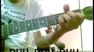 learn GULABI AANKHEIN (ATIF ASLAM) on guitar