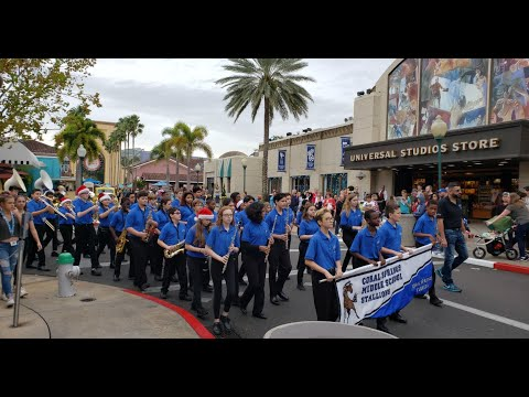 Coral Springs Middle School :: Universal Orlando Trip 2018 (Marching Band)