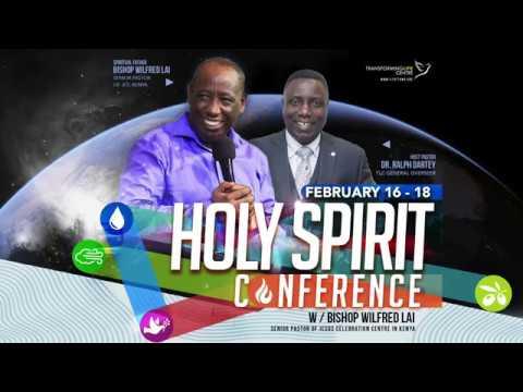 Holy Spirit Conference | Recap Day 1