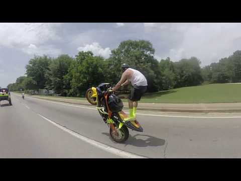 MORE Full Length Uncut Bikelife In Macon Ga.