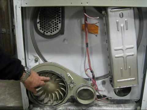 Whirlpool Dryer Repair Video 7 Youtube