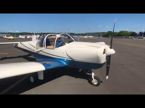 1965 Alon A2 Airoupe For Sale By Tomahawk Aero