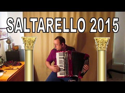 Saltarello 2015 (Medieval Dance) New Version - Accordion