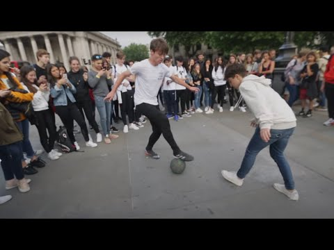 Jack Downer\'s Insane Public Pannas | Street Soccer International