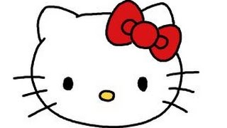 How to Draw Hello Kitty Step by Step