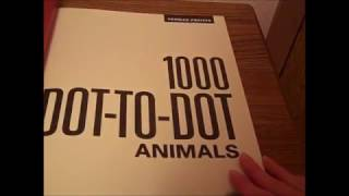 1000 Dot-to-Dot Activity Book - Animals Customer Review