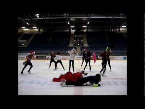 Harlem Shake - Figure Skating Edition (Basel, Switzerland)