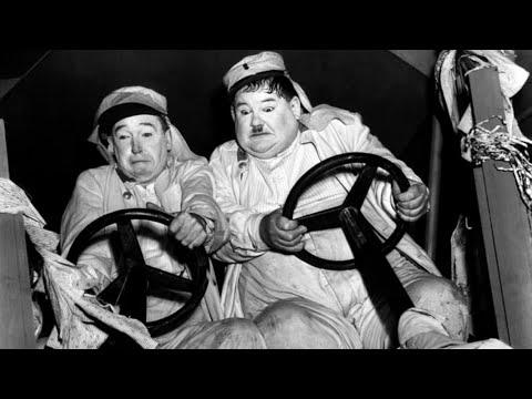 The Flying Deuces(1939) Laurel & Hardy- Comedy,WarFull Length Film ▶1:08:42