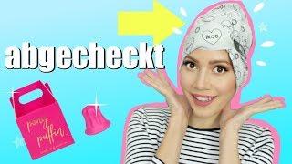 Haarprodukte im Test: Turban-Haarmaske & voluminöser Pferdeschwanz | funnypilgrim