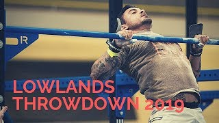 Ballern in Holland: Crossfit beim Lowlands Throwdown 2019