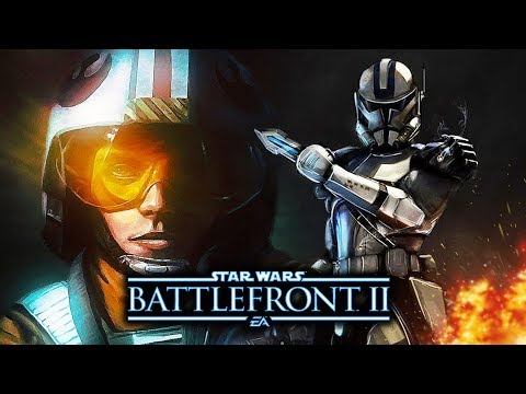 Star Wars Battlefront 2 - New SENTINEL Gameplay! Leaked Reinforcements Arc Trooper! Early Look!