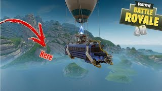 WHAT HAPPENED IF I GO IN THE MOUNTAINS ? (Fortnite)