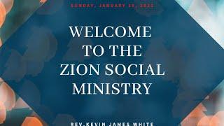 Sunday Morning Worship Service 1/10/2021