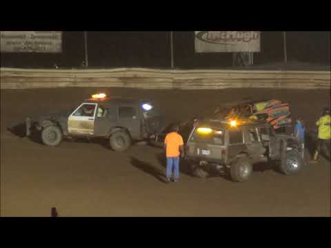 Midway Speedway Modified Feature 8-18-2018