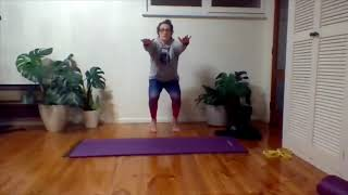 Standing Leg series 10 minutes