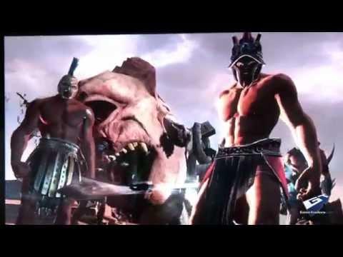 god of war ascension e3 2012 achilles multiplayer demo