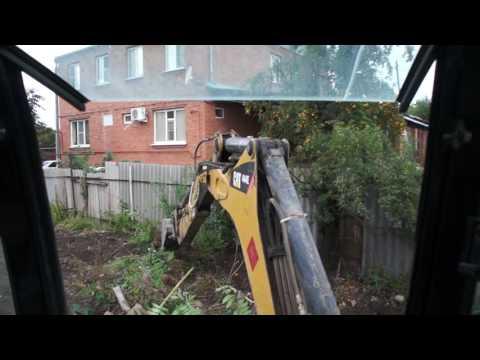 Добрыймастер23.рф Расчистка участка от деревьев, пней травы и мусора в Краснодаре