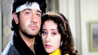 Manisha Koirala, Vivek Mushran, First Love Letter - Emotional Scene 7/14