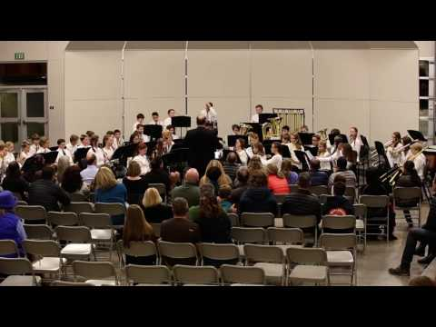 Pacific Crest Middle School Band - The Oregon Trail