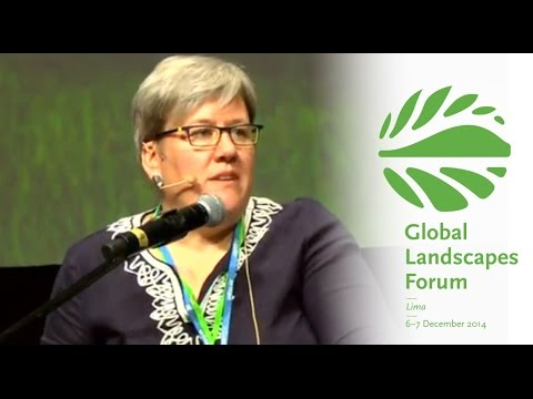 Rachel Kyte – Opening Keynote: Negotiating landscapes for multiple benefits