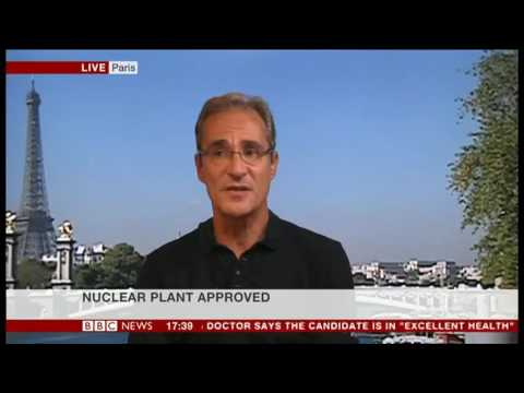 BBC News, Hinkley Point interview