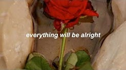 The Killers - Everything Will Be Alright lyrics
