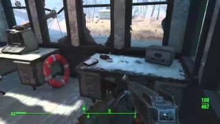 Fallout 4 делаем квесты братства стали