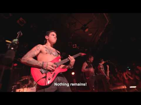 Escape The Fate   Live at the Roxy   'Until We Die with