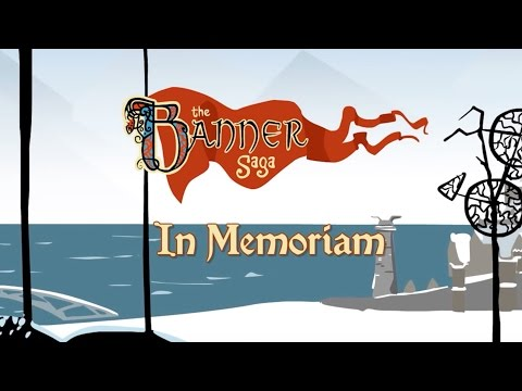 The Banner Saga - In Memoriam Trailer