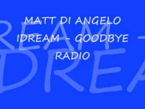 Matt Di Angelo singing :D
