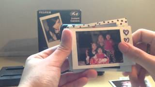 Fujifilm Instax Mini 50s Review