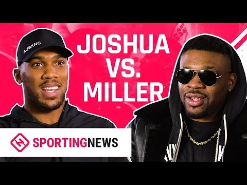 SN Exclusive: Anthony Joshua and Jarrell Miller React to Heated Press Conference