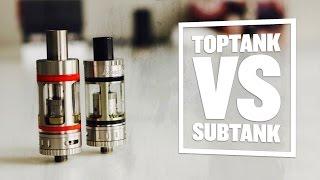 Kanger Toptank Vs Subtank Mini - What Changed?