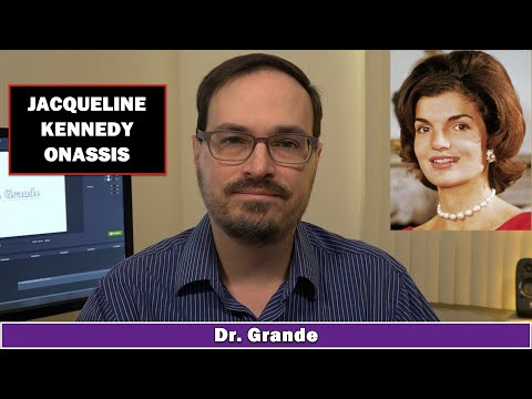 Jacqueline Kennedy Onassis | Mental Health & Personality
