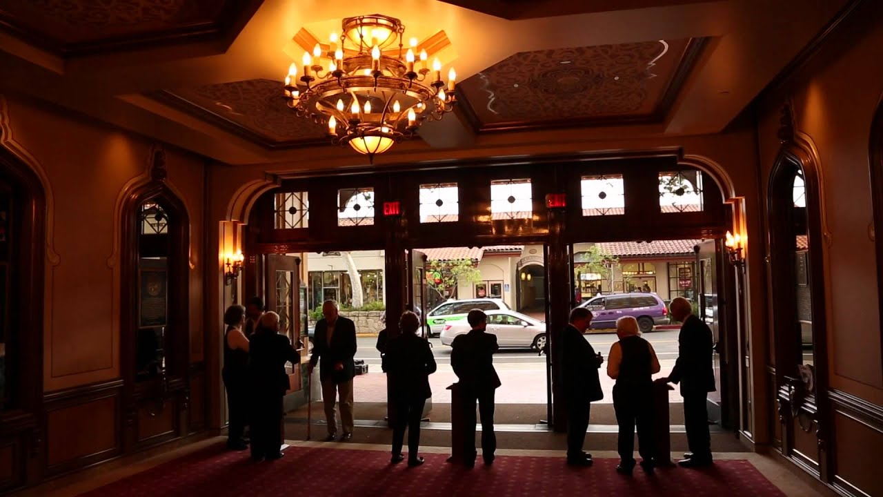 The Philharmonic at Santa Barbara's Granada Theatre, 05/10/2012