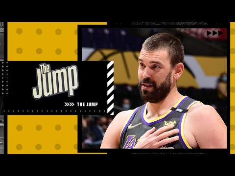 Why the Lakers traded Marc Gasol   The Jump