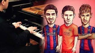 Barcelona Winner 2015 l El Cant del Barça l Viva Barca