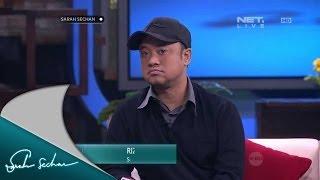 Sarah Sechan - Rizal Mantovani mengaku pernah di-Bully