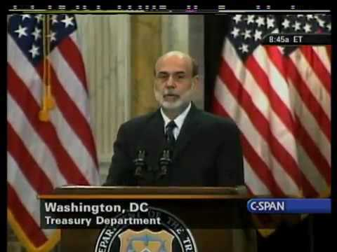 How Should the Fed Intervene in Financial Markets? U.S. Finance (2008)