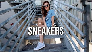 How I Style | Sneakers